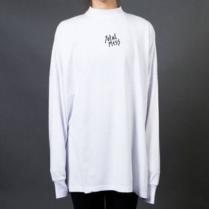 Lazy Oaf Total Mess Long Sleeve Shirt